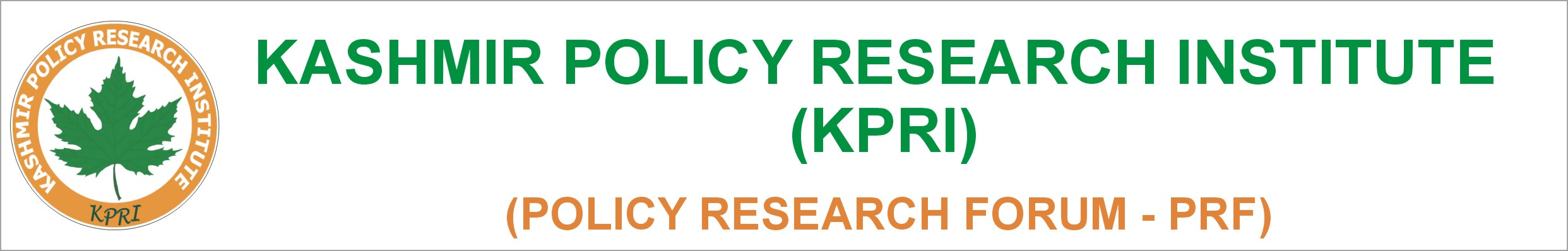 Policy and Research Forum