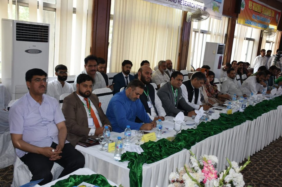 Pictures Highlights of Launching ceremony of IJKS